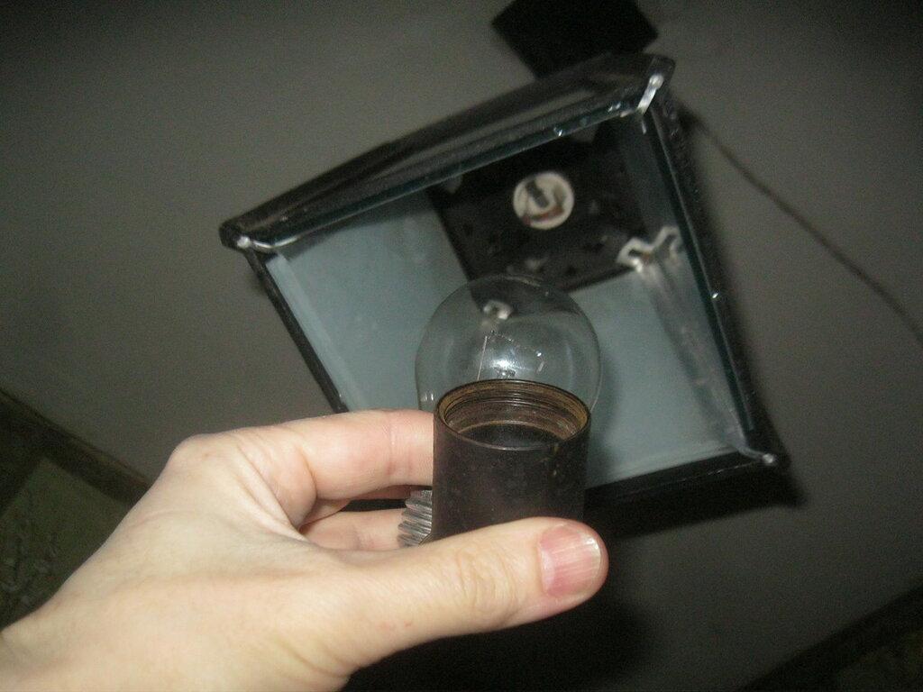 Не берите лампочки с завода!Но если уж взяли, убедитесь, что они пригодны для эксплуатации в осветительных приборах общего назначения (проще говоря - в обычных бытовых 220-вольтных светильниках).