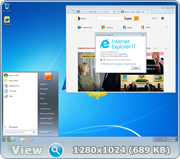Windows Thin PC SP1 with Update [7601.23569] (x86) adguard (v16.11.11)