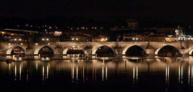 Карлов мост.Прага.