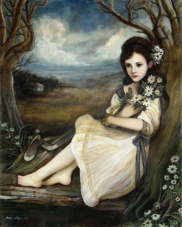Волшебный мир Annie Stegg