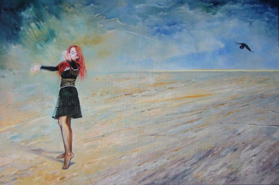 Живопись польского художника Wlodzimierza Kuklinski