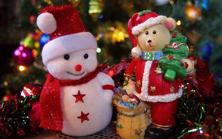 Новый год Ёлочные игрушки Украшения