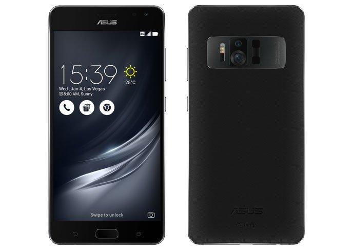 ASUS Zenfone 3 Zoom сдвойной камерой встиле iPhone 7 Plus