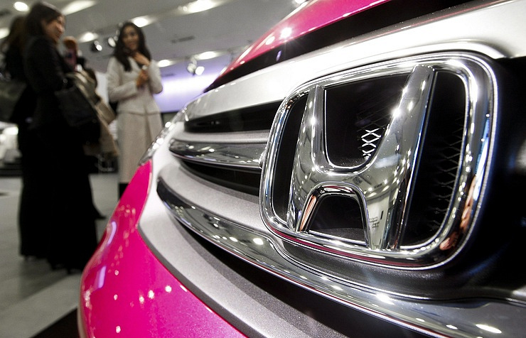 Хонда  отзовет 772 тыс. авто  вСША из-за подушек безопасности