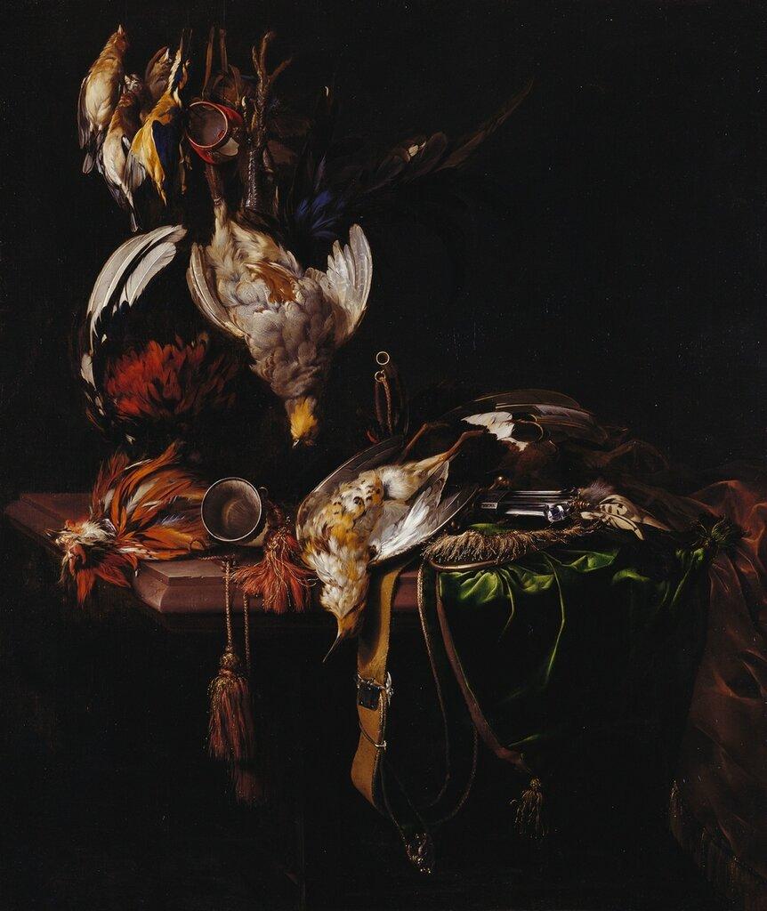 Натюрморт с битой птицей (Королевское собрание, Лондон).jpg