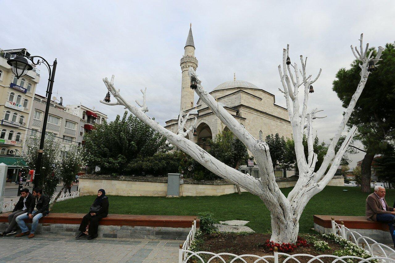 Istanbul. Park And Mehmet Akif Ersoy (Mehmet Akif Ersoy Parkı)
