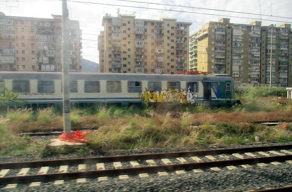 The Outskirts Of Palermo