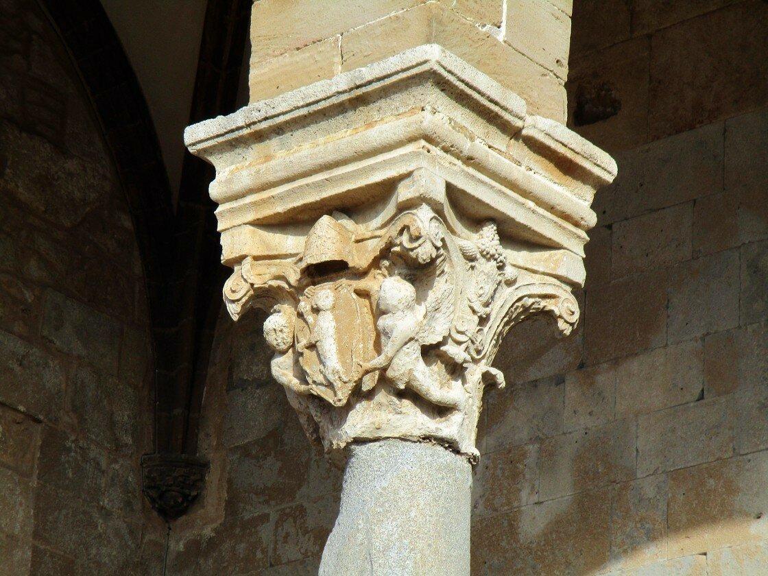 Чефалу. Кафедральный собор (Duomo)