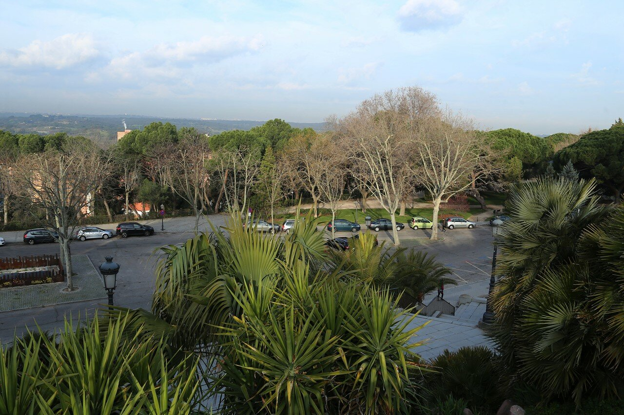 Мадрид. Западный парк (Parque del Oeste)