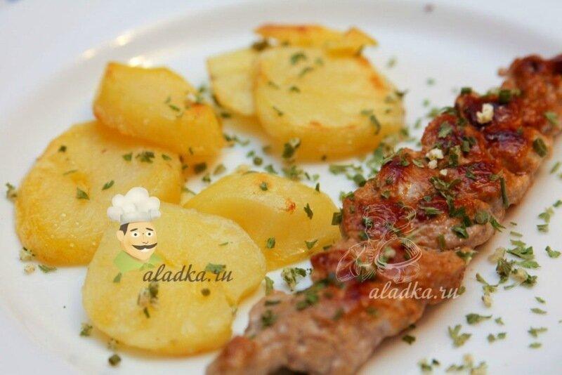 Мясные косички   вкусное и красивое блюдо из свинины
