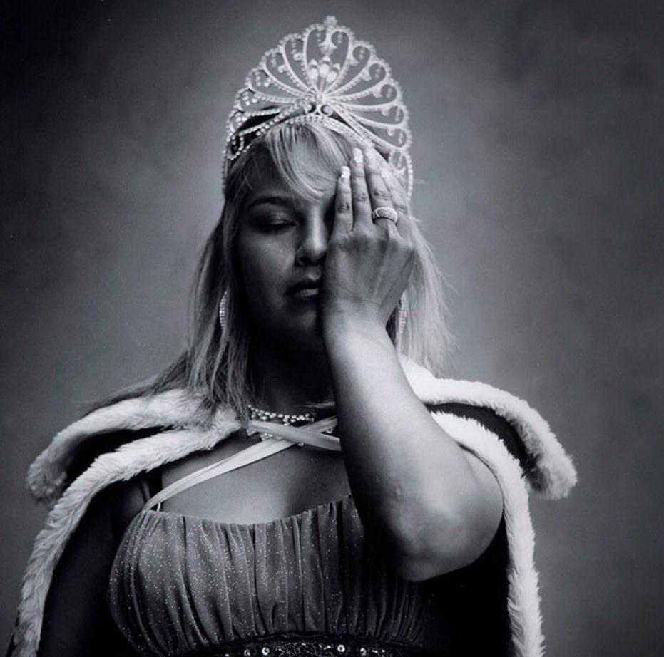 19. Королева красоты. (Russell Monk)