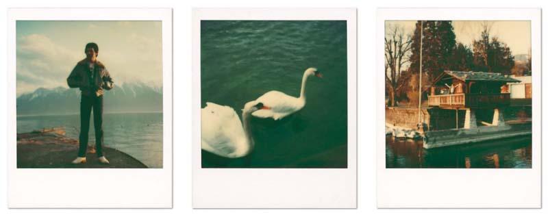 «Утиный дом» на краю Женевского озера в Швейцарии стало убежищем Фредди от папарацци в конце его кар