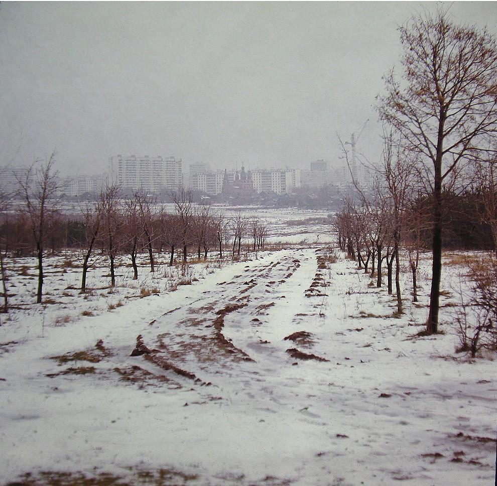 19. Москва, Юго-Запад, конец 70-х
