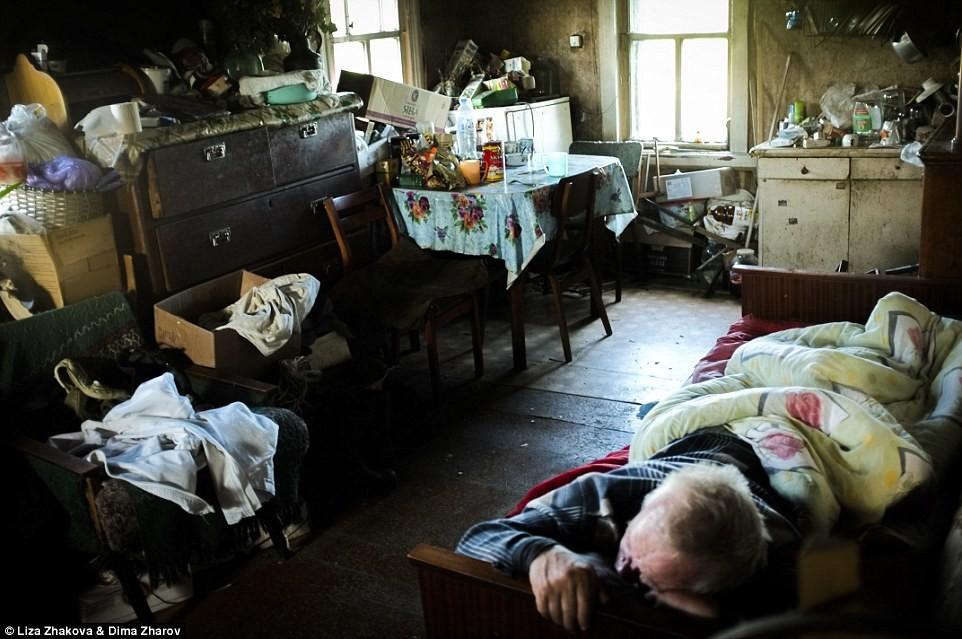 Вымирающие русские деревни попали в западные СМИ
