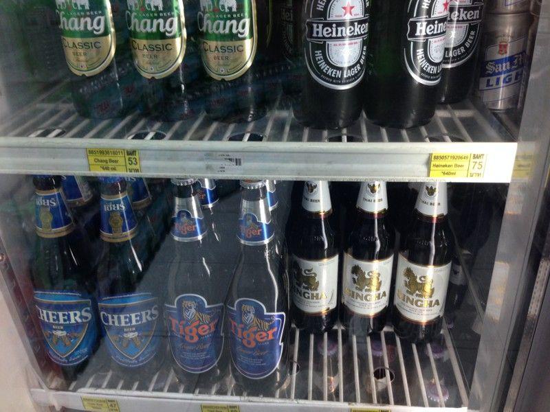 Пепси, Кола и прочее – 55 руб./1,25 л.