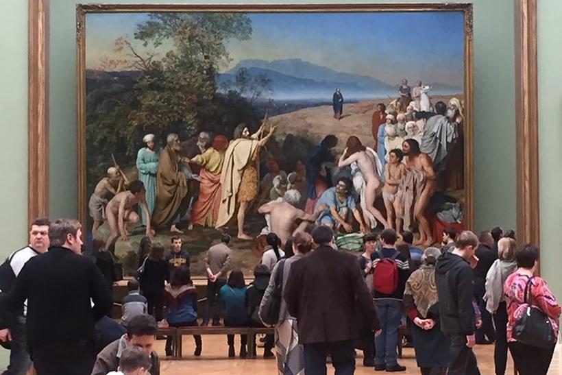Нановогодних каникулах можно бесплатно посетить музеи столицы