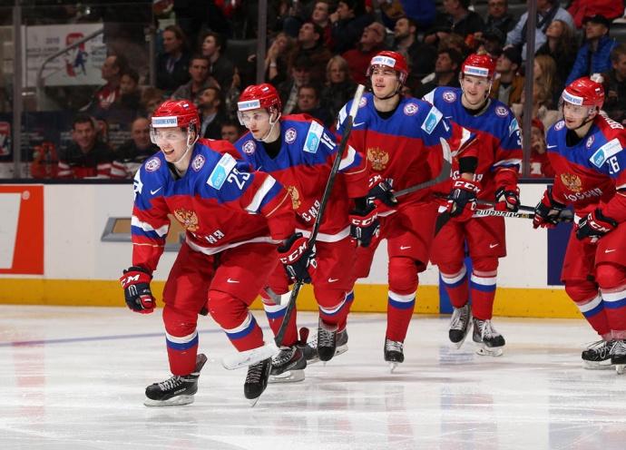 Хоккей Российская Федерация - США, результаты МЧМ 2017 похоккею: жаркий полуфинал