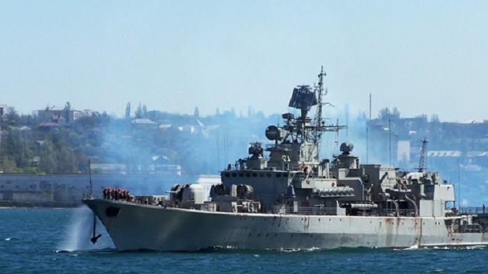 ВМС Украины начали учения вОдесской области