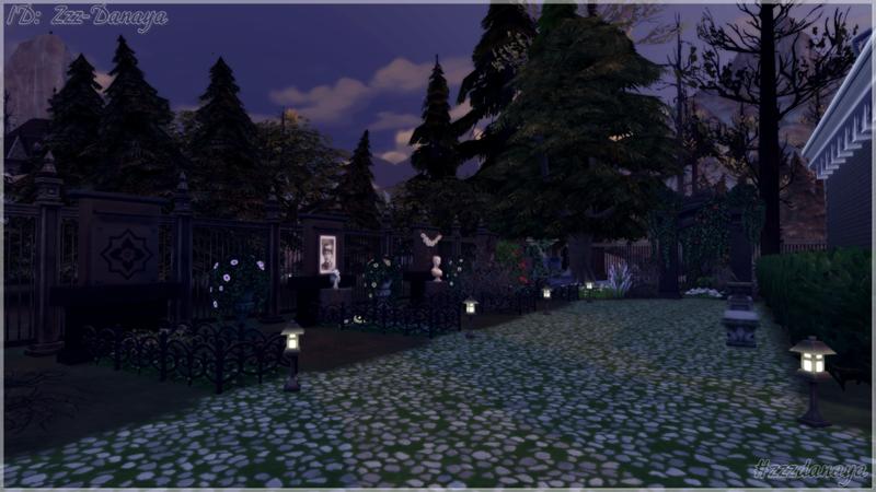 Dark grove Club by Zzz-Danaya