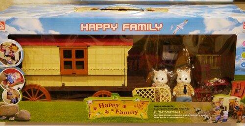 Карета-домик Happy Family 012-05.JPG