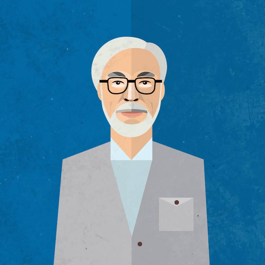 Miyazaki Hayao.