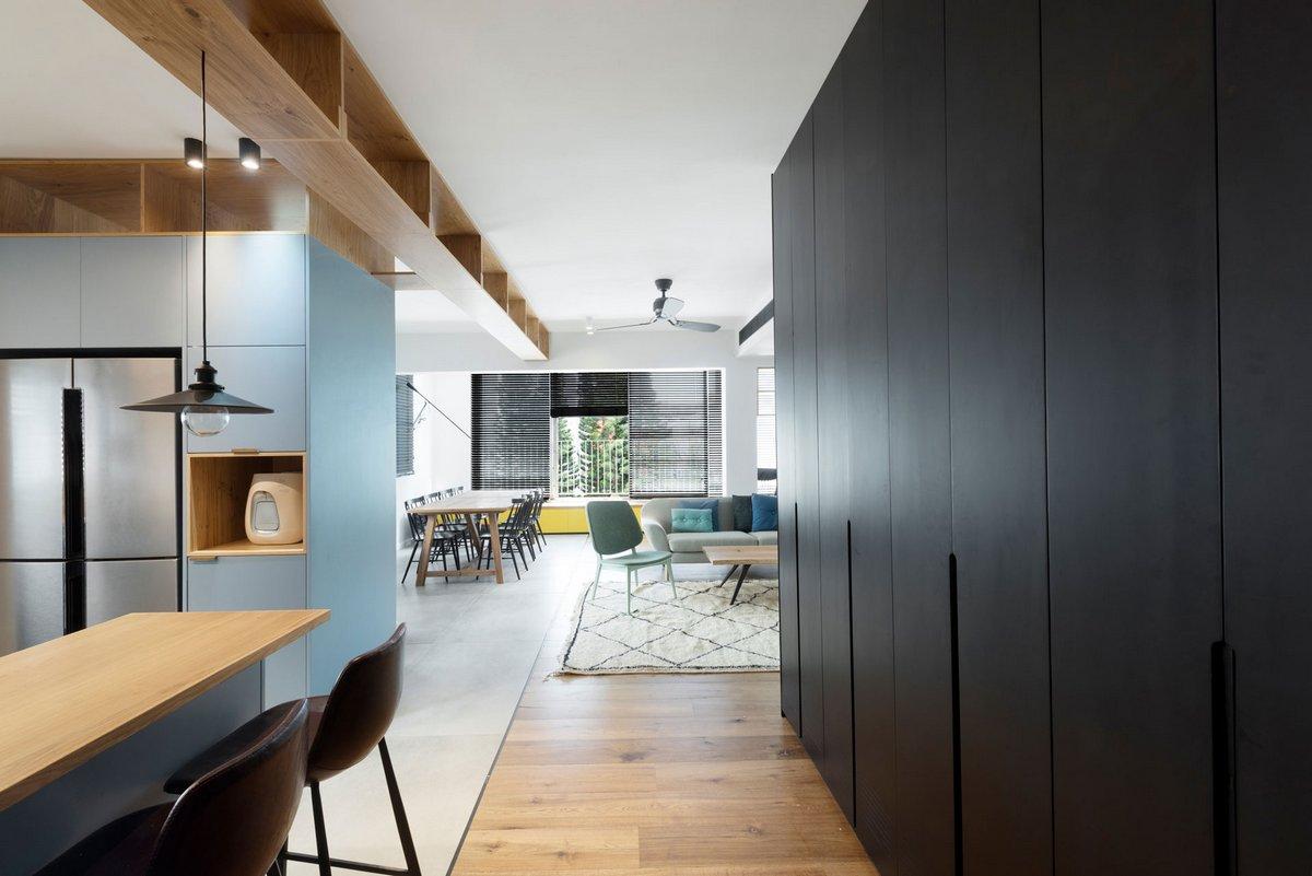 Современные апартаменты в Тель-Авиве