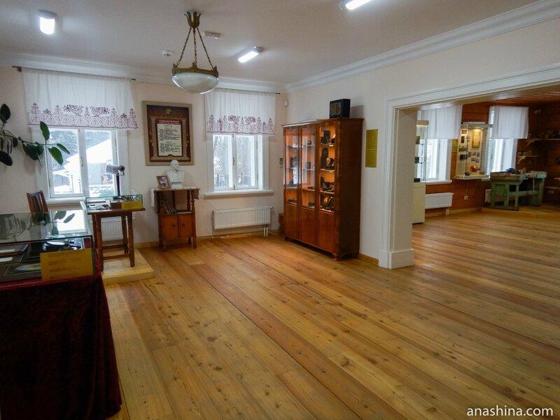 Музей народный художественных промыслов, Федоскино