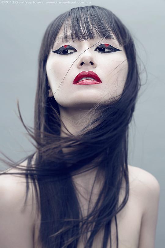 Beauty Photography by Geoffrey Jones