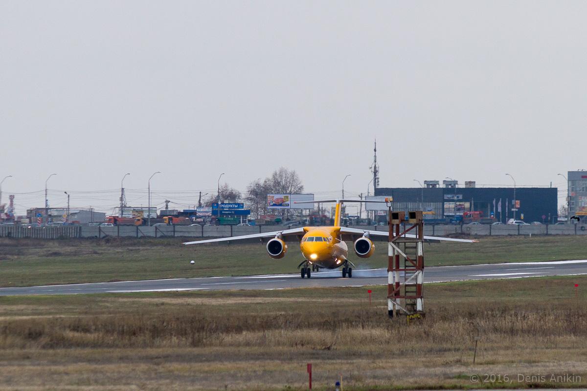 ан-148 аэропорт саратов саратовские авиалинии фото 2