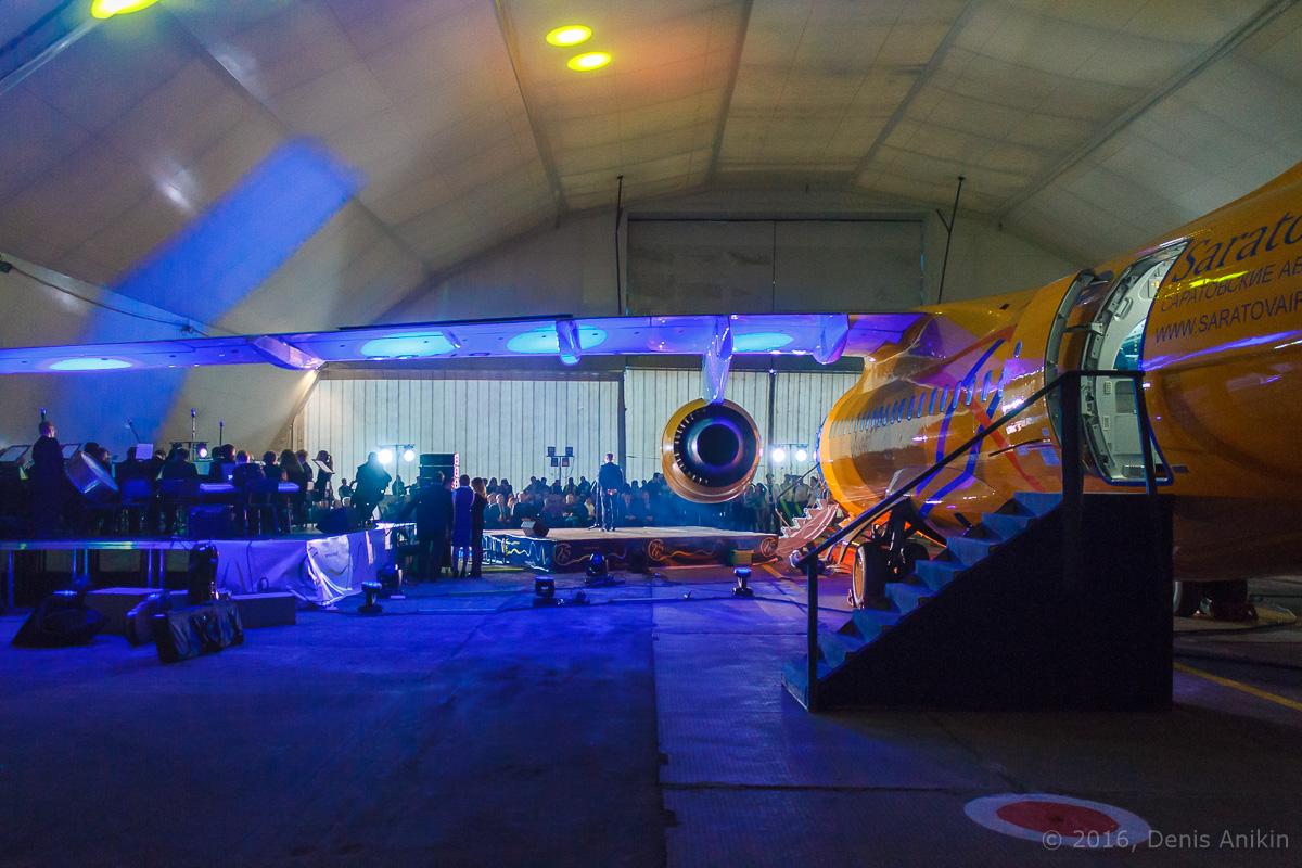 Презентация Ан-148 Саратовские Авиалинии фото 6