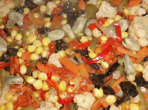 Знание микроклимата повышает разнообразие овощей.