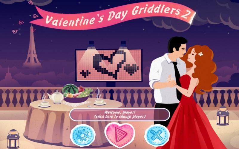 Valentines Day Griddlers 2