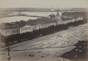 10. Панорама Петербурга с Исаакиевского собора