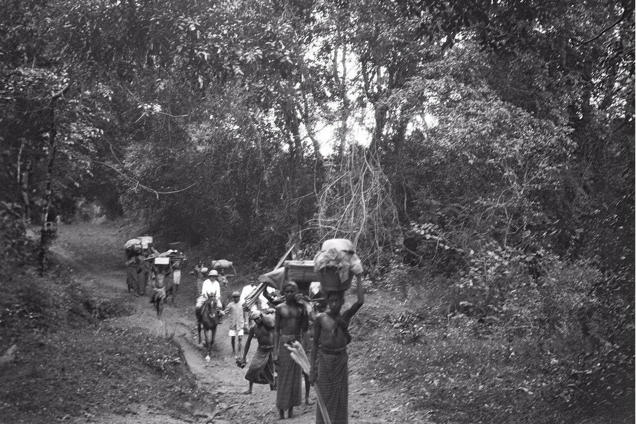 86. Экспедиция на пути из Бибилы в Нигалу