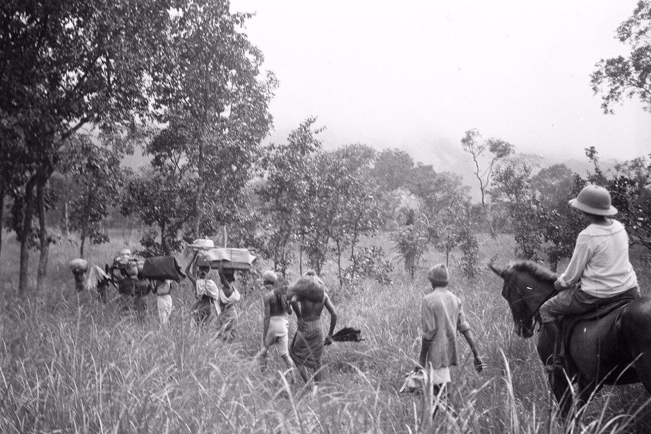 87. Экспедиция на пути из Бибилы в Нигалу