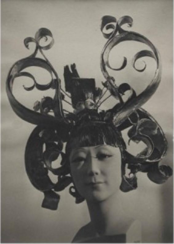 1930. Прически от мастера  Антуана де Пари