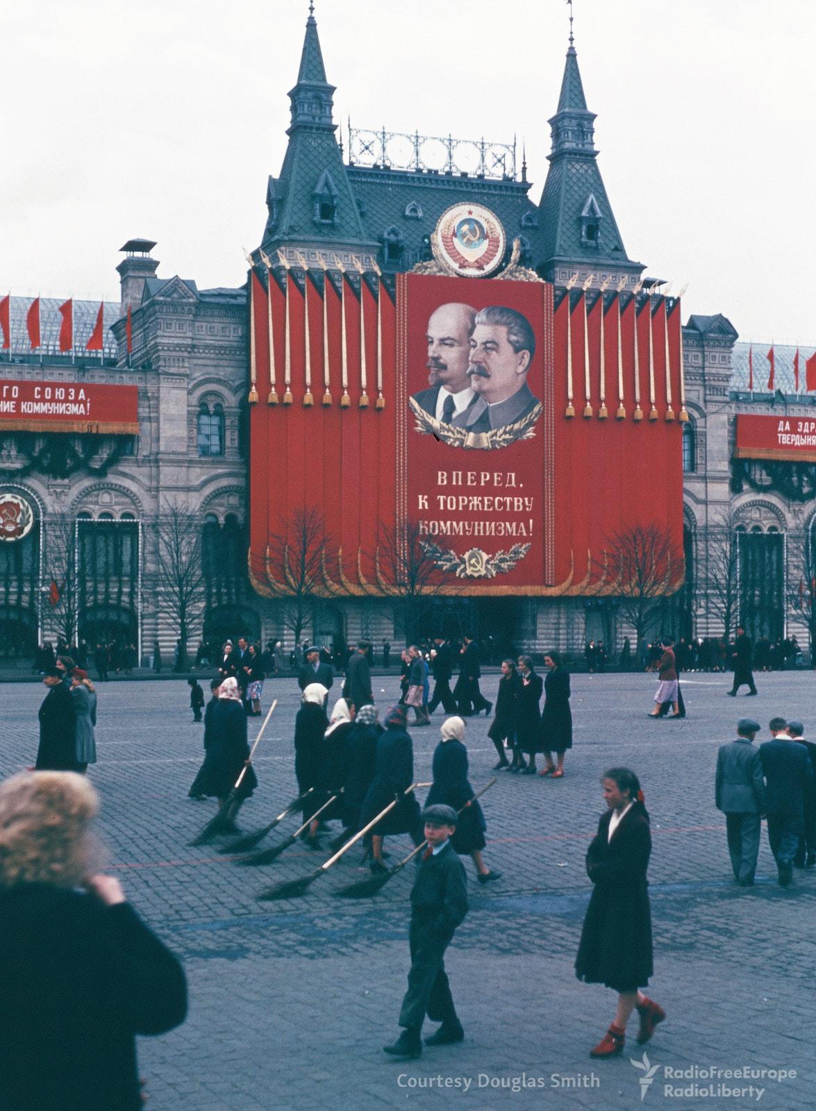 55. На Красной площади