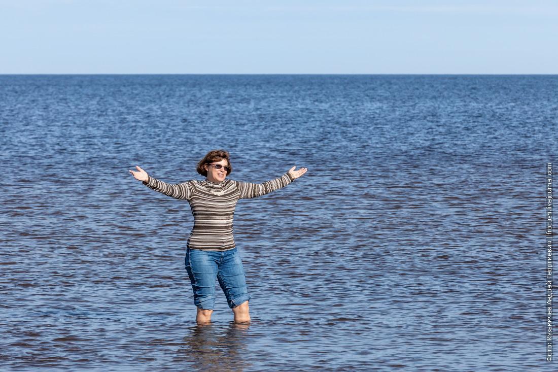 круиз по Белому морю