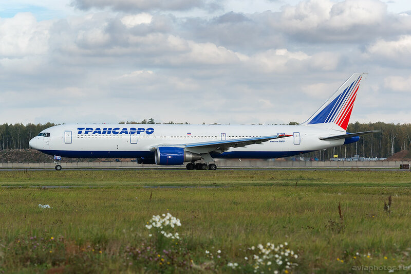 Boeing 767-36N/ER (EI-RUW) Трансаэро 274_D801293