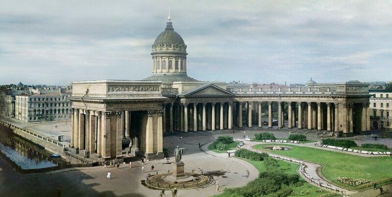 1953-62 Казанский собор. Илья Голанд.jpg
