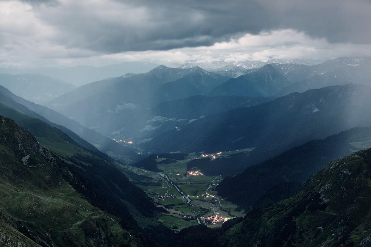 Альпы на снимках Лукаса Фурлана