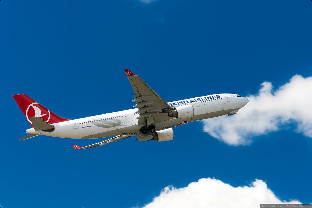 Обслуживание закончено, самолёты потянулись на вылет