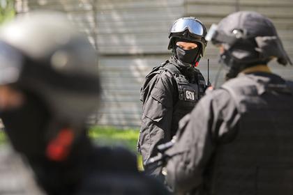 СБУ сообщила о проведении антитеррористических учений награнице сКрымом