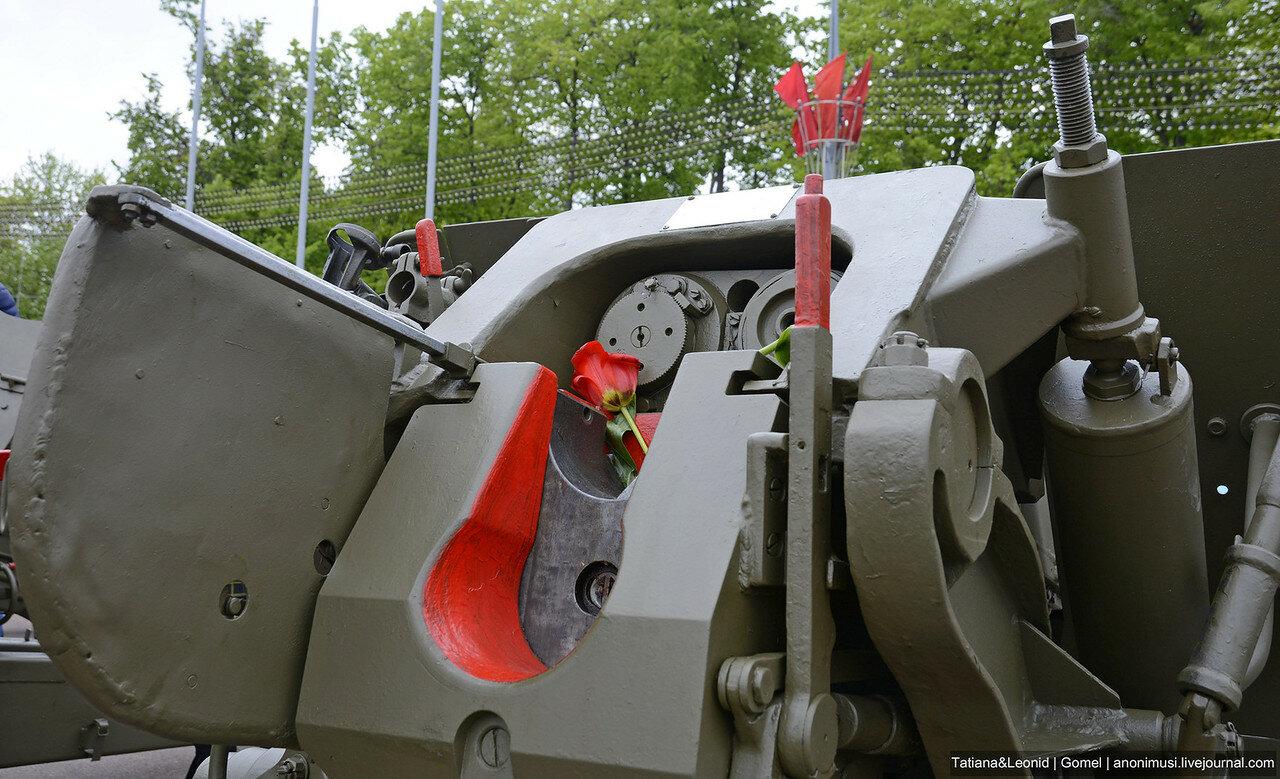 День Победы на площади Ленина в Гомеле
