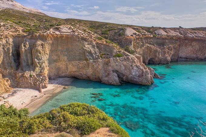 8. Корфу Мифы: Остров Керкира или Корфу связан со многими легендарными героями, включая Геракла, Оди