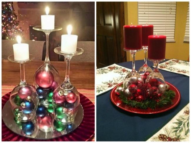 © jolenescrafting  © thexerxes  Почемубы несобрать вместе символы Нового года— свечи,