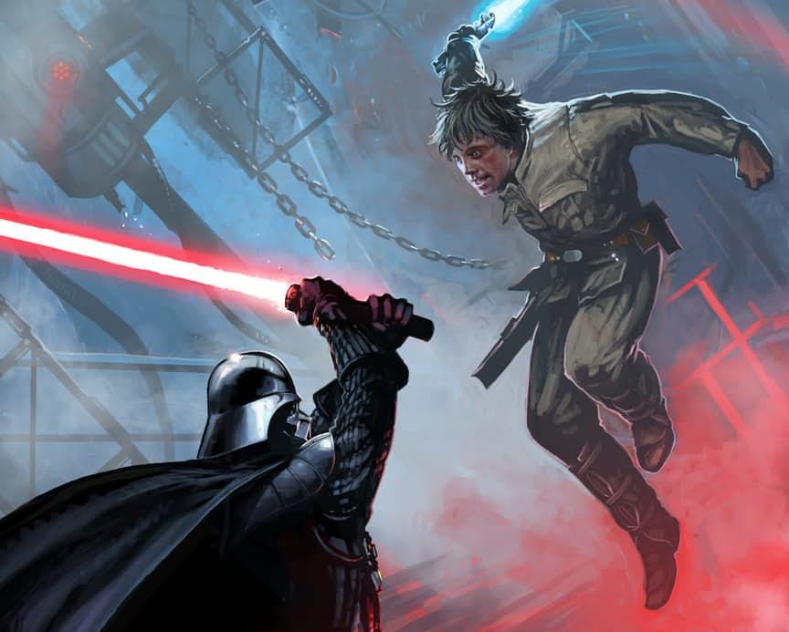 Копье полуночной тьмы и Кинетит Приверженцы темной стороны Силы могут атаковать, даже будучи обезору