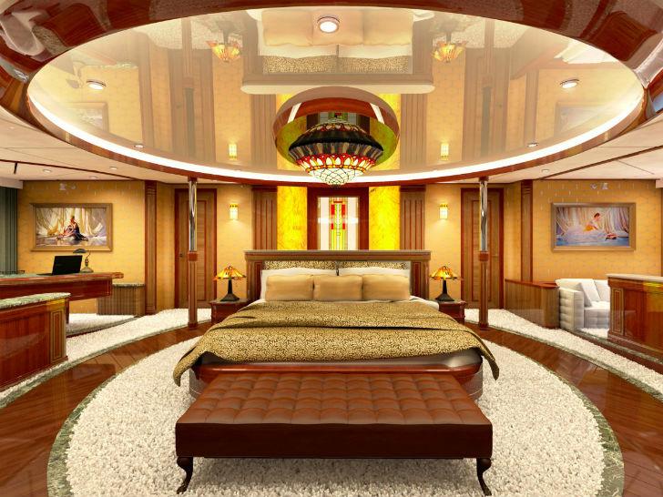Яхта «Легенда» Пункт прибытия: Антарктида. Цена за неделю: 455 тысяч евро или 499 408 долларов. В 13