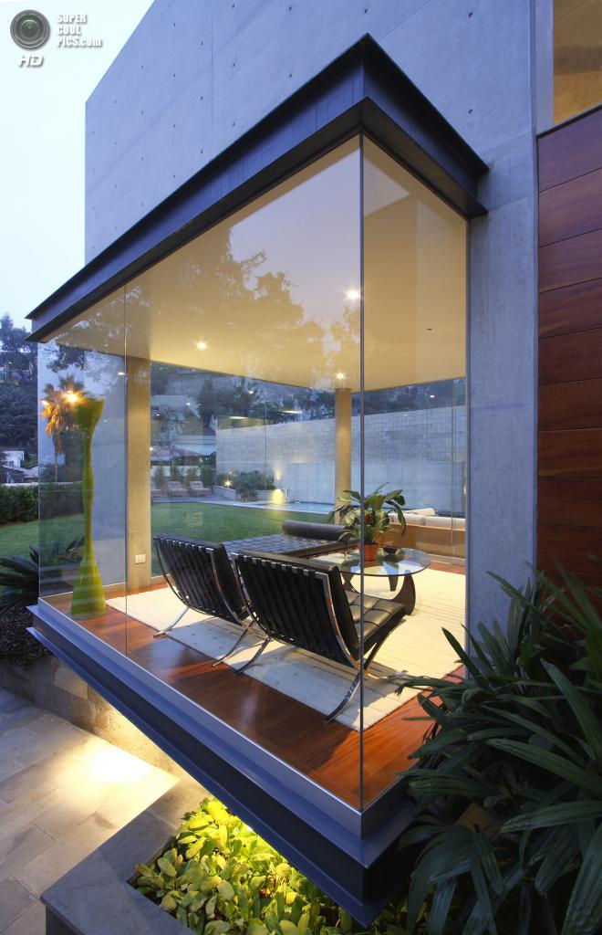 Дом-короб в Лиме