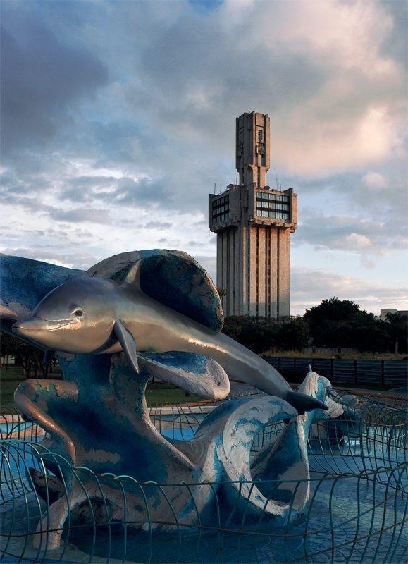 Советское посольство на Кубе, Гавана. ФОТО: Фредерик Шобэн